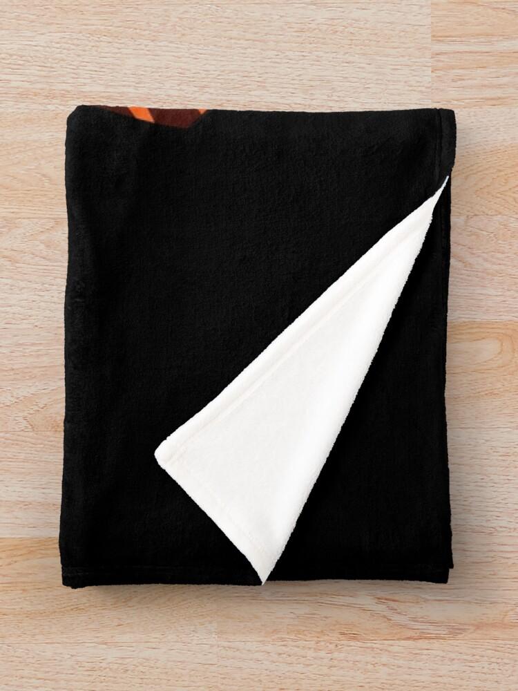 Alternate view of periodt Throw Blanket
