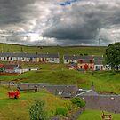 Wanlockhead Town View by Tom Gomez