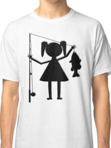 REEL GIRL Classic T-Shirt
