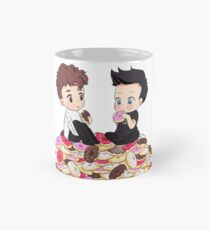 Donut Day - Dan and Phil  Classic Mug