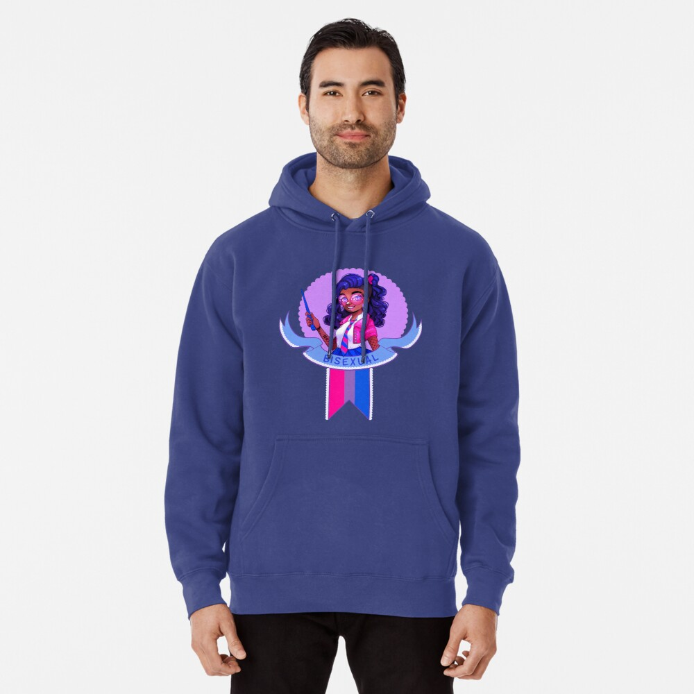 I was sorted into the Bisexual House Pullover Hoodie