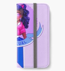 I was sorted into the Bisexual House iPhone Wallet/Case/Skin