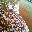 Palm Beach at Sunrise by Janie. D