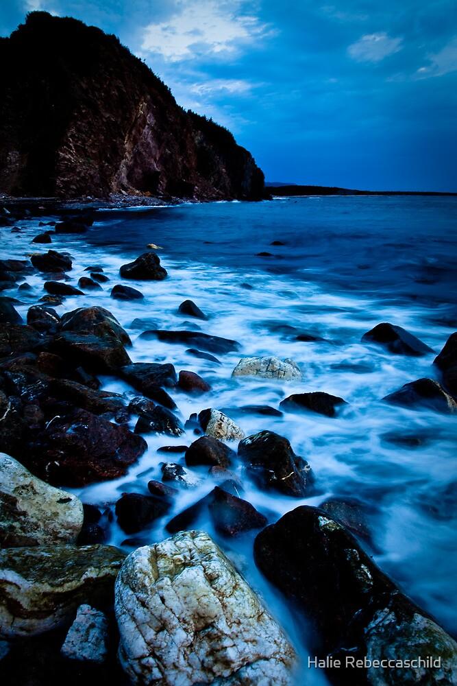 Tumbled Boulders at Presqu'Ile by Halie Hovenga