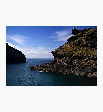Atlantic View Photographic Print