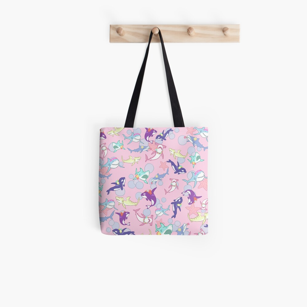 Pretty Deadly Tote Bag