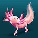 Axolotl by Tami Wicinas