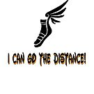 I Can Go the Distance! by clovido