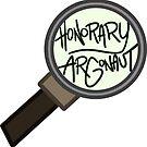 Honorary ARGonaut Sticker (Original) by ARGonauts Podcast