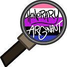 Honorary ARGonaut Sticker (Genderfluid) by ARGonauts Podcast