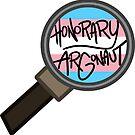 Honorary ARGonaut Sticker (Transgender) by ARGonauts Podcast