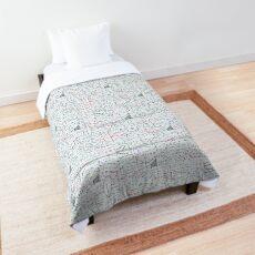 Math Homework Comforter