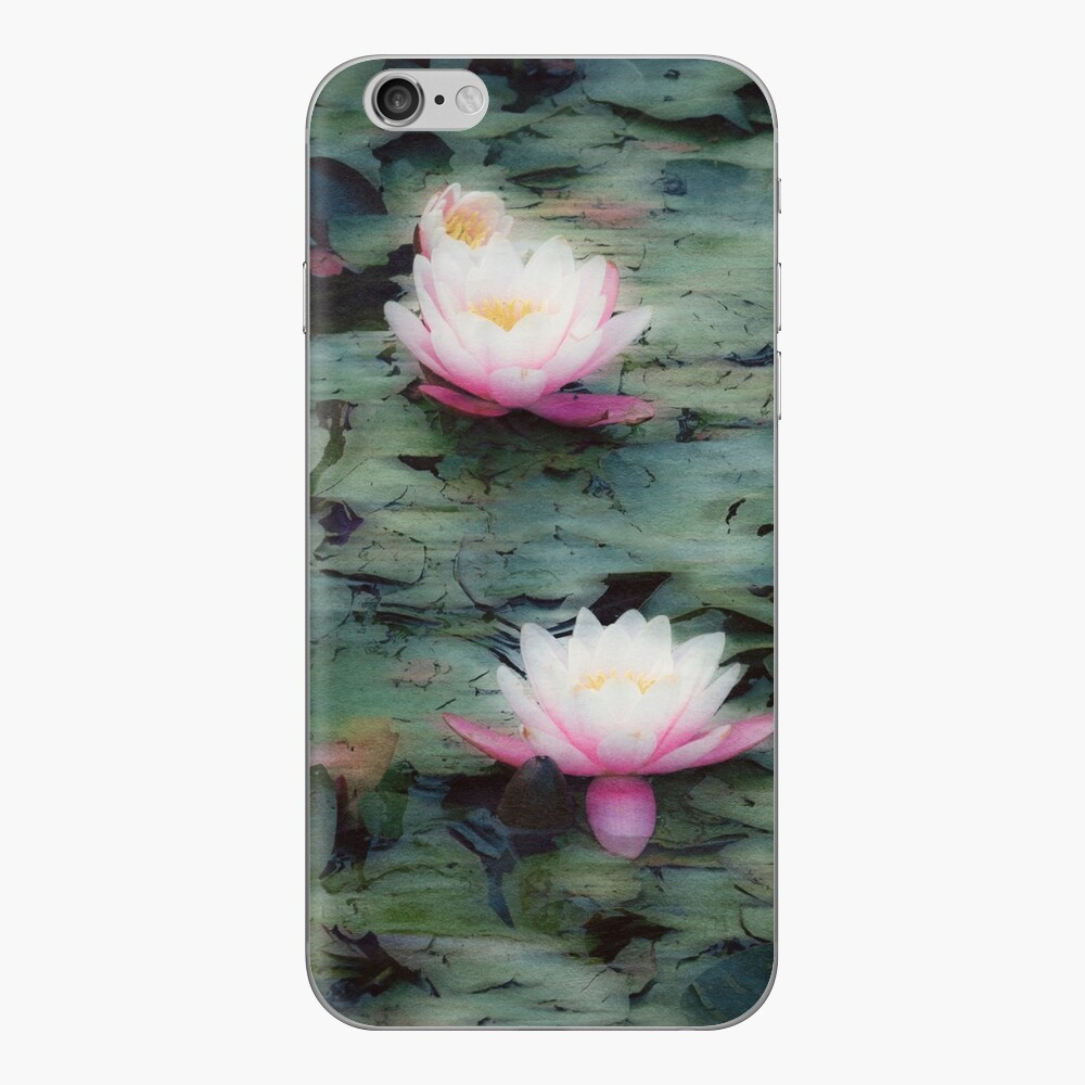 Waterlily Impressions iPhone Skin