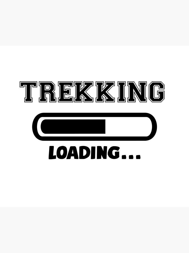 Trekking - Cargando de KlistStudio