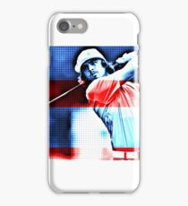 Ricky Fowler Patriot iPhone Case/Skin