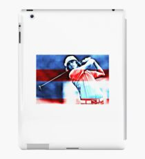 Ricky Fowler Patriot iPad Case/Skin