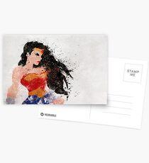 Justice Postcards