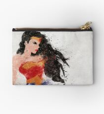 Justice Zipper Pouch