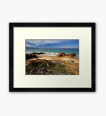 Bournda National Park Framed Print