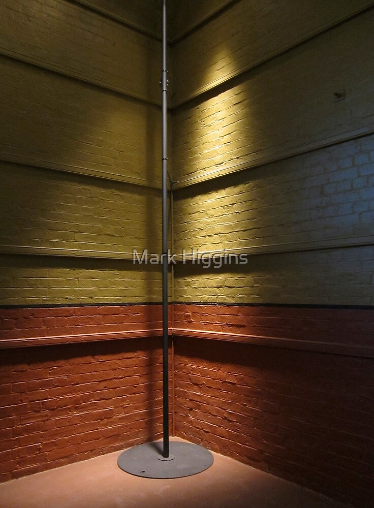 Exhibition Lines by Mark Higgins