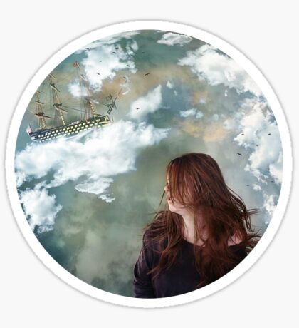 Sea of Dreams Sticker