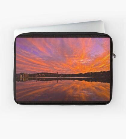 Sky stripes Laptop Sleeve