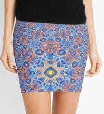 #Deepdreamed Abstraction Mini Skirt