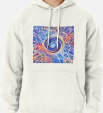 #Deepdreamed Abstraction Pullover Hoodie