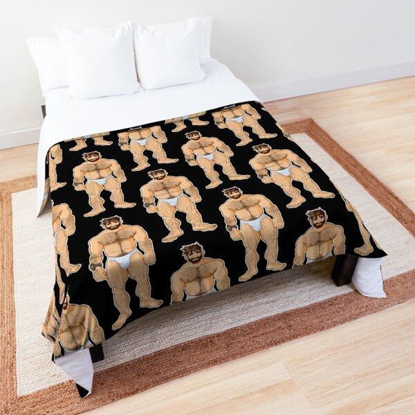 ADAM LIKES UNDERWEAR - CHARACTER ONLY Comforter
