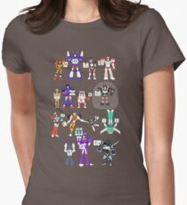 MTMTE S1  Women's Fitted T-Shirt