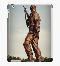 Special Forces Monument iPad Case/Skin