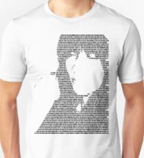 A thousand words to picture you Unisex T-Shirt