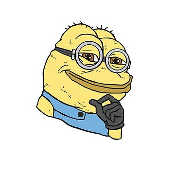 Minion Pepe by NickTaco