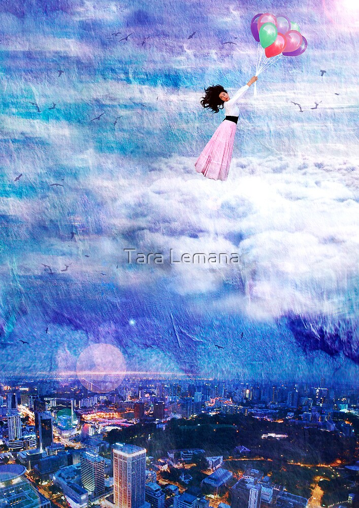 The Great Escape by Tara Lemana