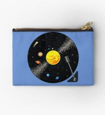 Bolso de mano Disco de vinilo del sistema solar