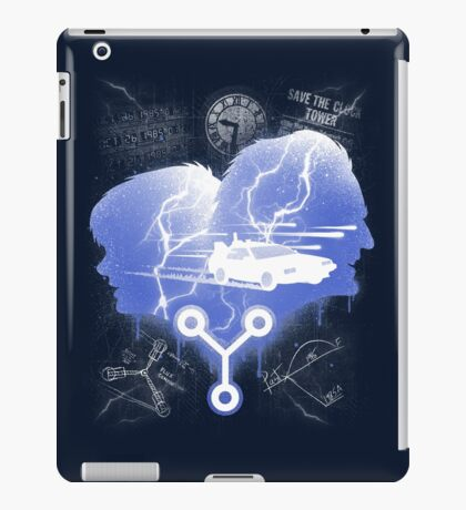 Who Needs Roads? iPad Case/Skin