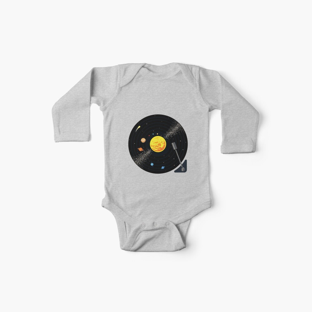 Solar System Schallplatte Baby Bodys