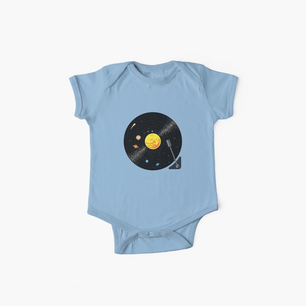 Disco de vinilo del sistema solar Bodies para bebé