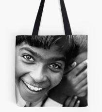 Big Laughter Tote Bag