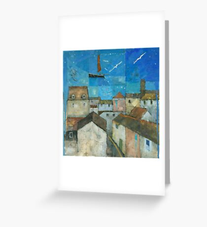 Falmouth Greeting Card