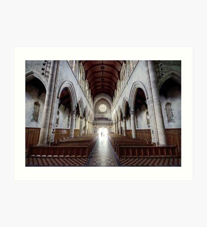Saint Peters Cathedral Art Print