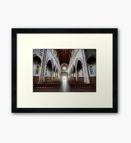 Saint Peters Cathedral Framed Print