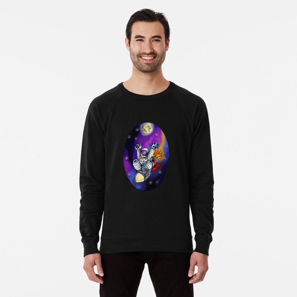 Rocket Man Lightweight Sweatshirt