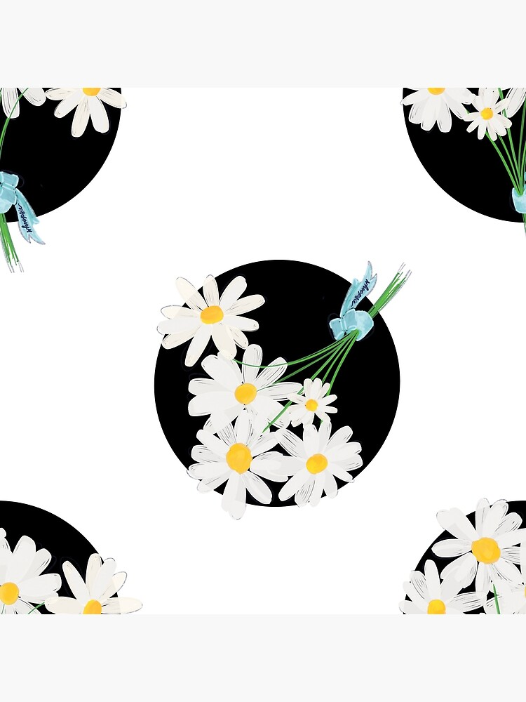 Daisy Bouquet Tupfen von maccm