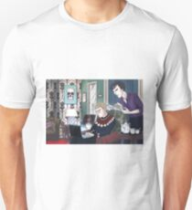 Late Lunch at 221B Baker Street Unisex T-Shirt