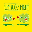 Lettuce Fight by MacacoMalandro