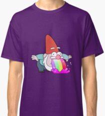 Rainbow Vomiting Gnome Classic T-Shirt