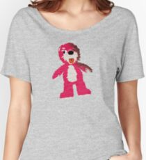 Pink Teddy Bear Breaking Bad Relaxed Fit T-Shirt