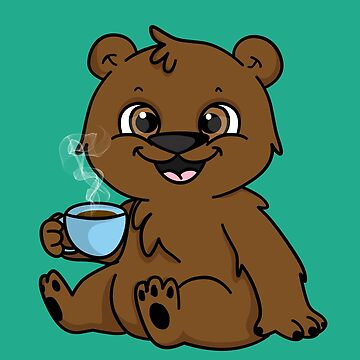 Coffee Bear  by arah
