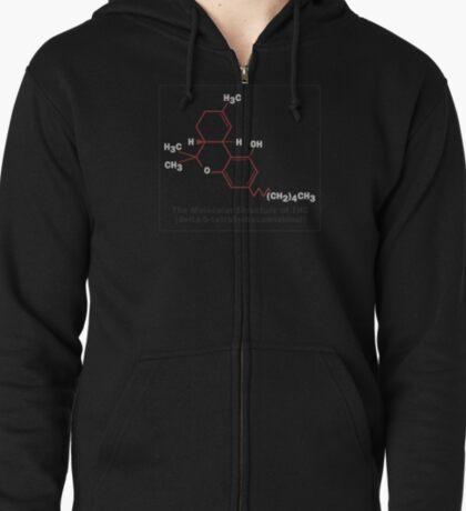 Delta-9-Tetrahydrocannabinol T-Shirt